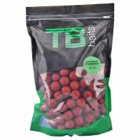 TB Baits Boilie GLM Squid Strawberry-1 kg 16 mm