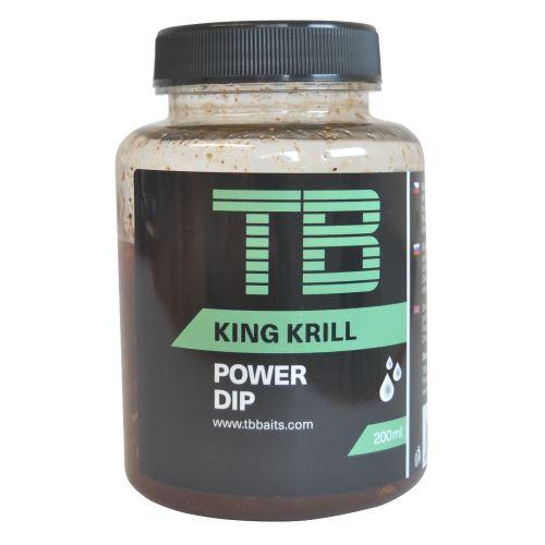 TB Baits Power Dip King Krill 150 ml