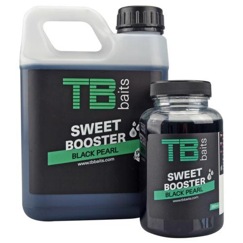 TB Baits Sweet Booster Black Pearl