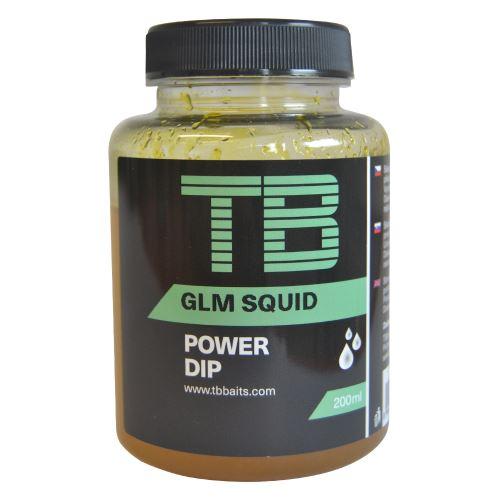 TB Baits Power Dip GLM Squid 150 ml