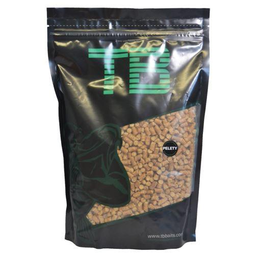 TB Baits Pelety Activ Protein-2,5 kg