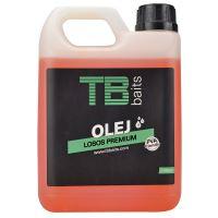 TB Baits Lososový Olej Premium quality-1000 ml