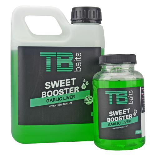 TB Baits Sweet Booster Garlic Liver