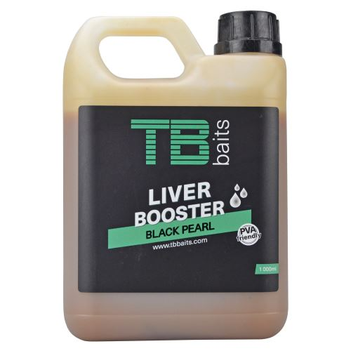 TB Baits Liver Booster Black Pearl