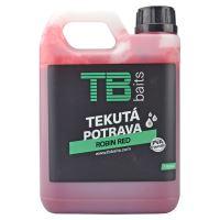 TB Baits Liquid Robin red 100 ml