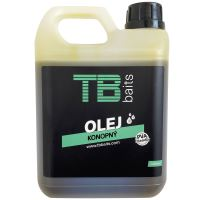 TB Baits Konopný olej 1000 ml